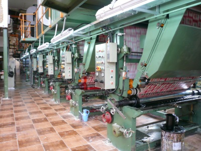 Mult-Color Printing Production Line