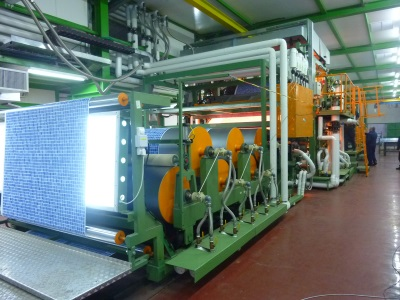 Laminating Production Line